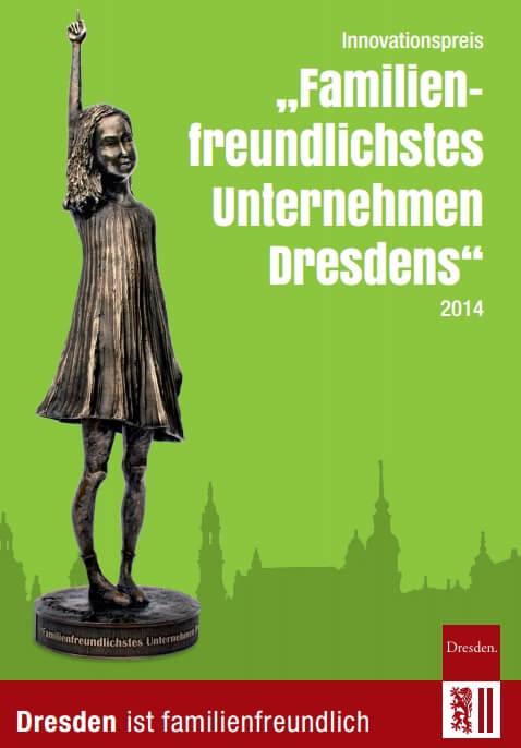 familienfreundlichstes Unternehmen Dresdens (c) dresden.de