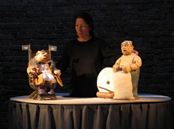 Theater im Globus: Rumpelstilzchen (c) Foto Jost Braun