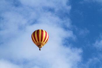 Ballon, Himmel & Wolken 2 (c) Sven Lehmann, www.anz-verlag.de