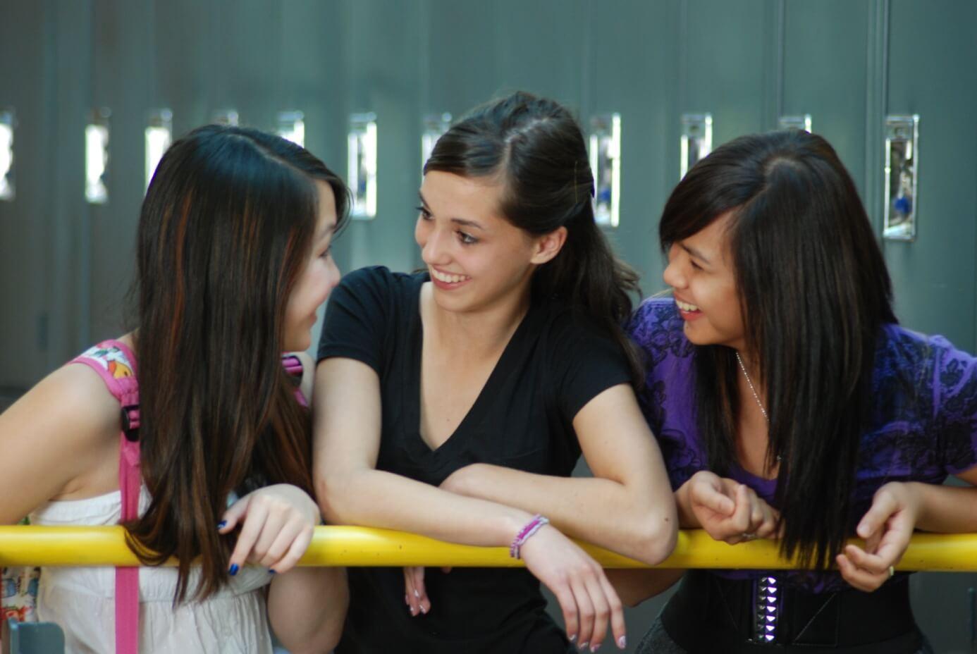 Schülerinnen in Kanada (c) Praktikawelten