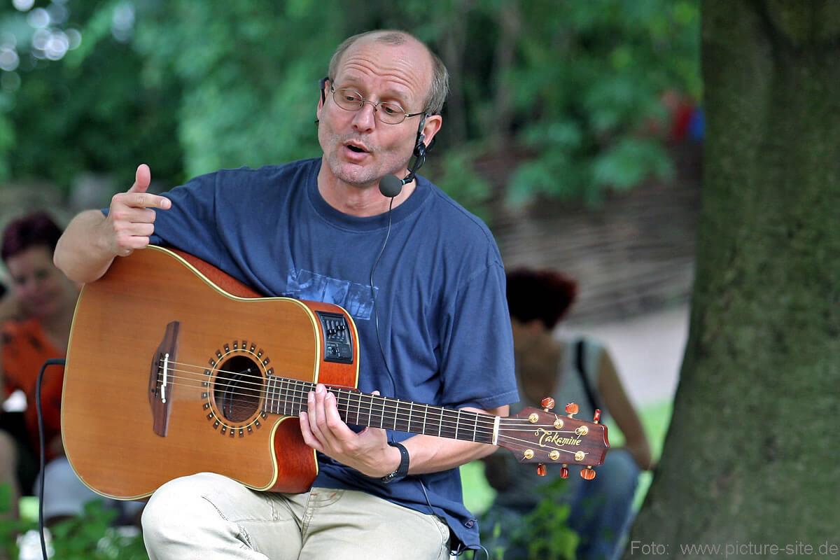 Die andere Musikstunde mit Jürgens Liederkiste (c) www.juergens-liederkiste.de