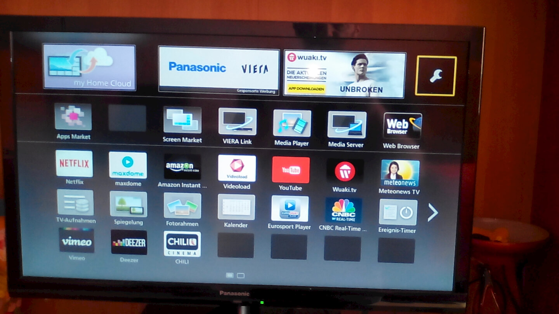 Smart-TV | Fernseher (c) familienfreund.de