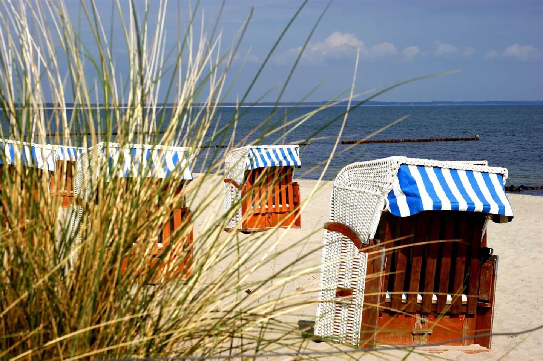 Urlaub im Strandkorb (c) enricostueber / pixabay.com