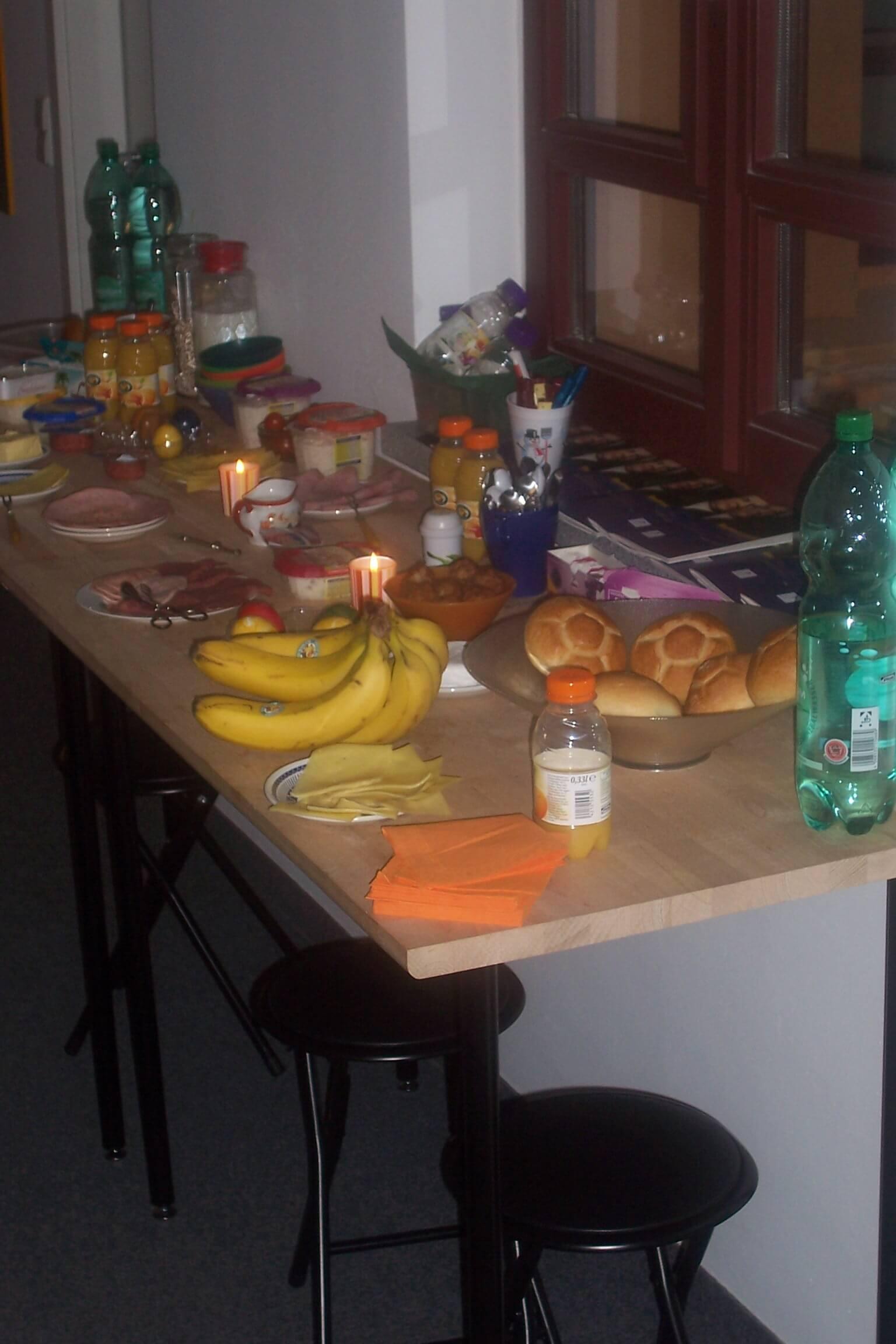 Frühstücksbuffet (c) familienfreund.de