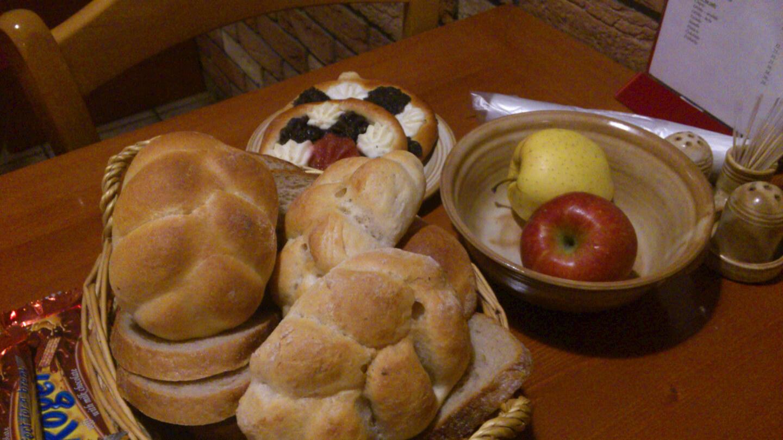 Ernährung | Frisches Brot (c) familienfreund.de