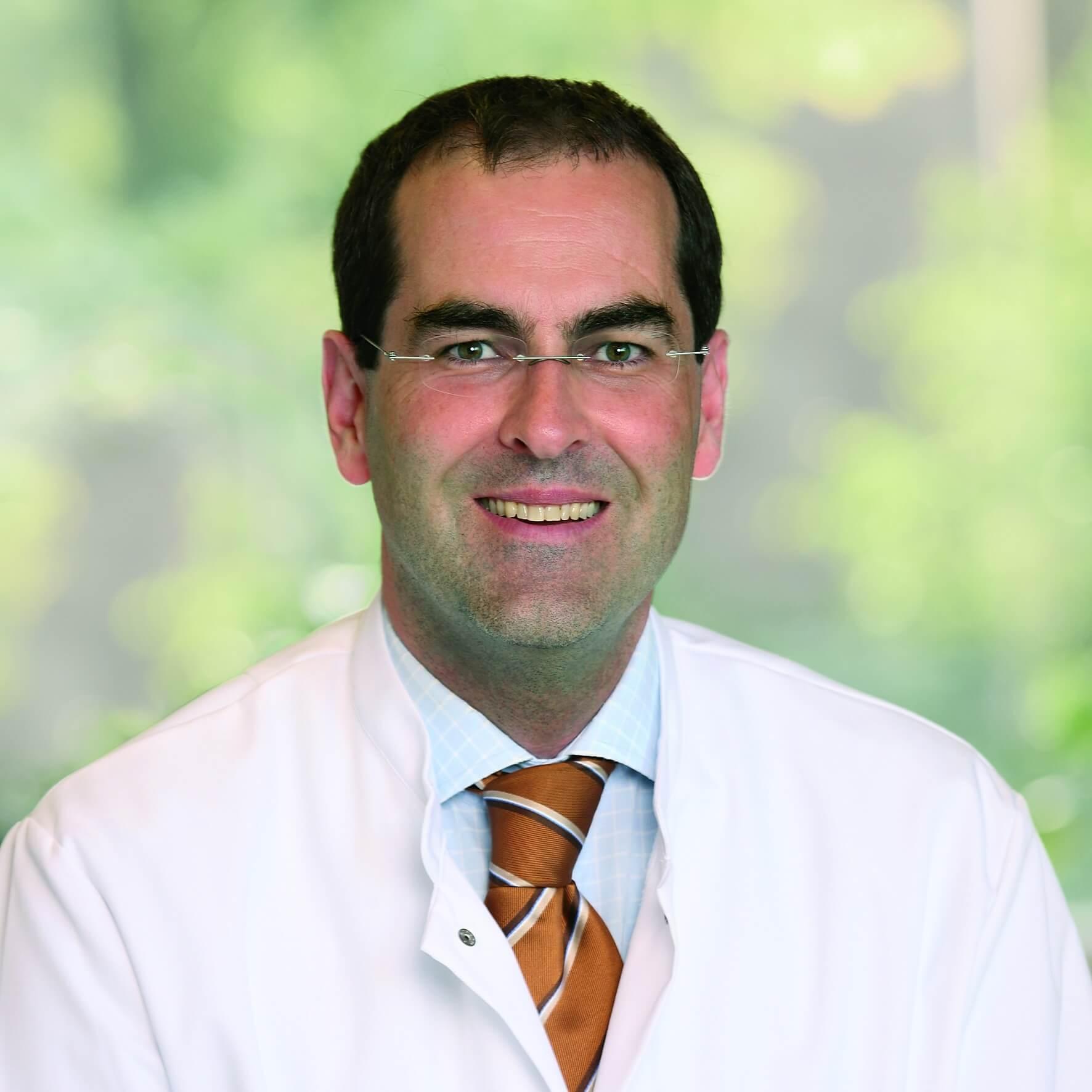 Dr. Kai Mehlhase, Chefarzt der Klinik für Gefäßchirurgie und Gefäßmedizin in der HELIOS Klinik Rottweil (c) HELIOS Kliniken