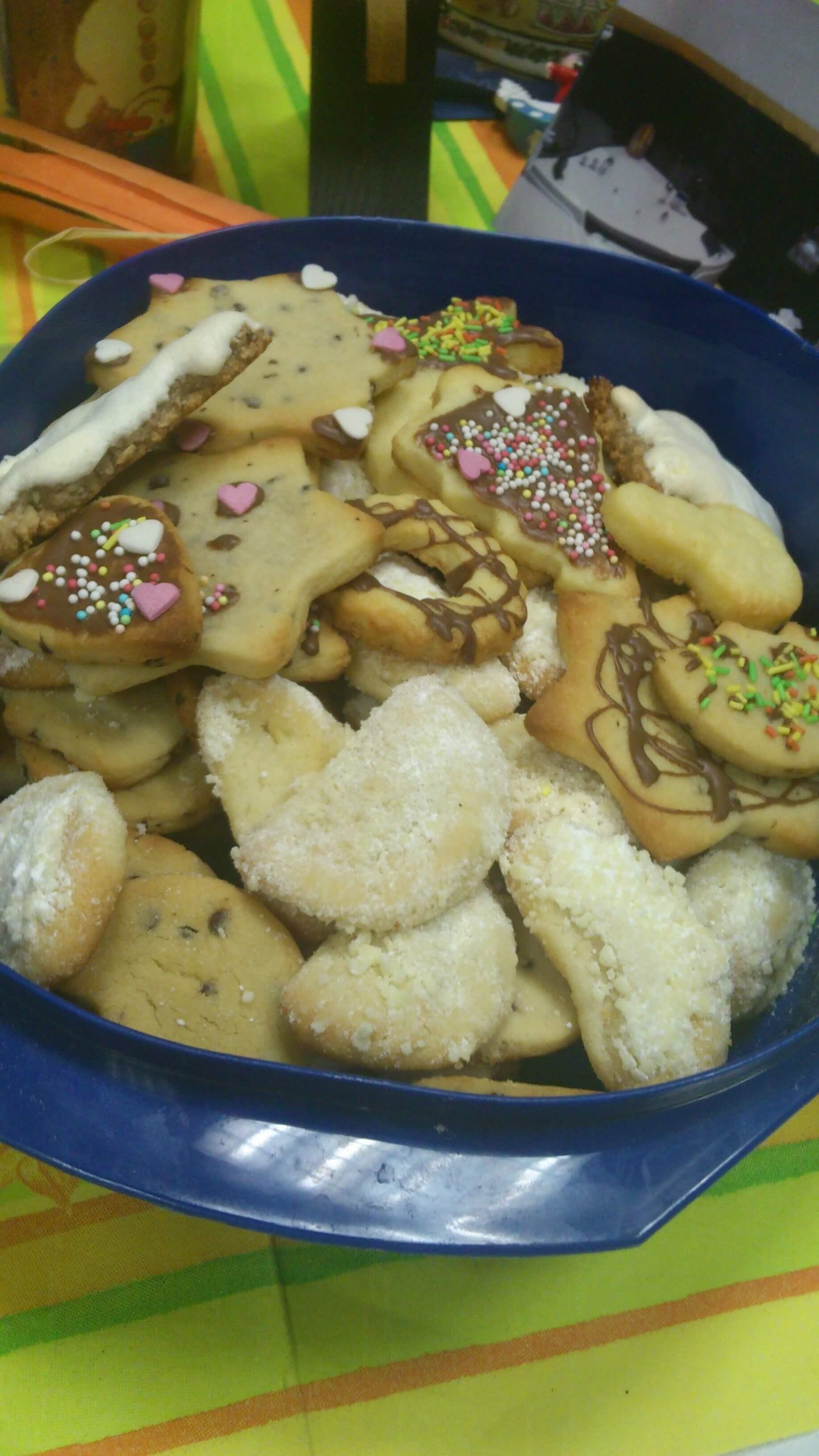 Kekse Advent Weihnachten (c) familienfreund.de