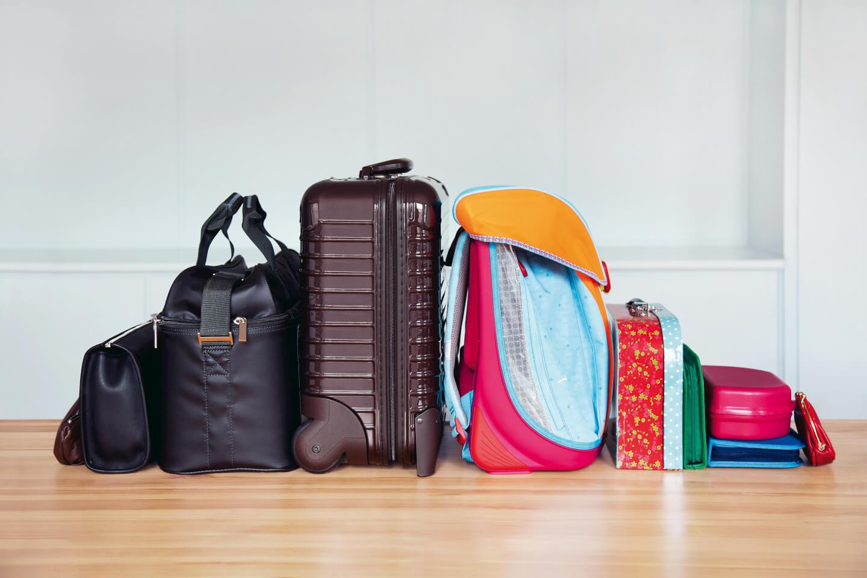 Taschen | Vereinbarkeit von Beruf und Familie (c) Erfolgsfaktor Familie