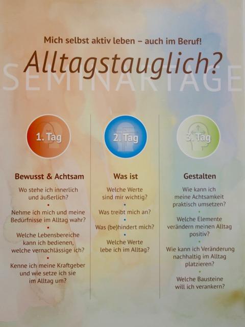 Alltagstauglich - Das Workshop-Angebot von arteigen und Intuition Denken