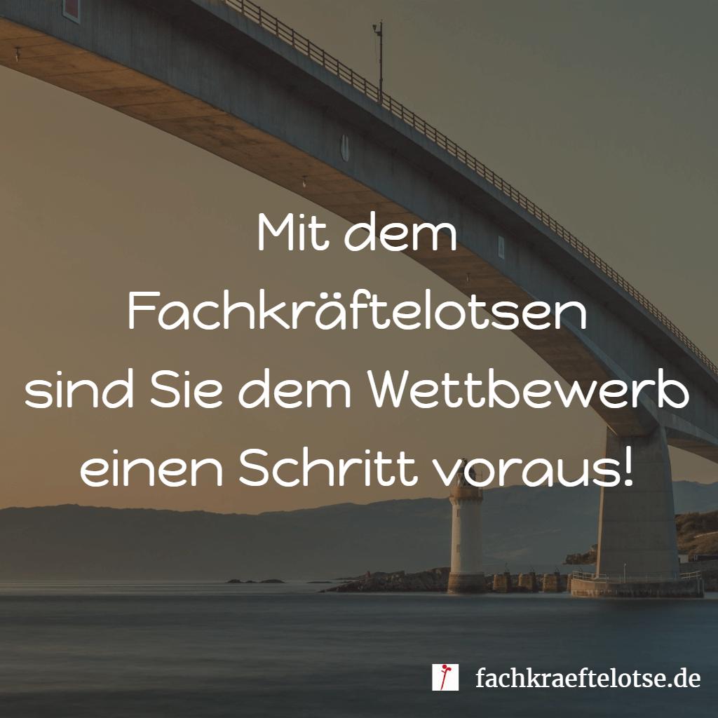 Mit Fachkräftelotse dem Wettbewerb einen Schritt voraus sein (c) FrankWinkler / pixabay.de