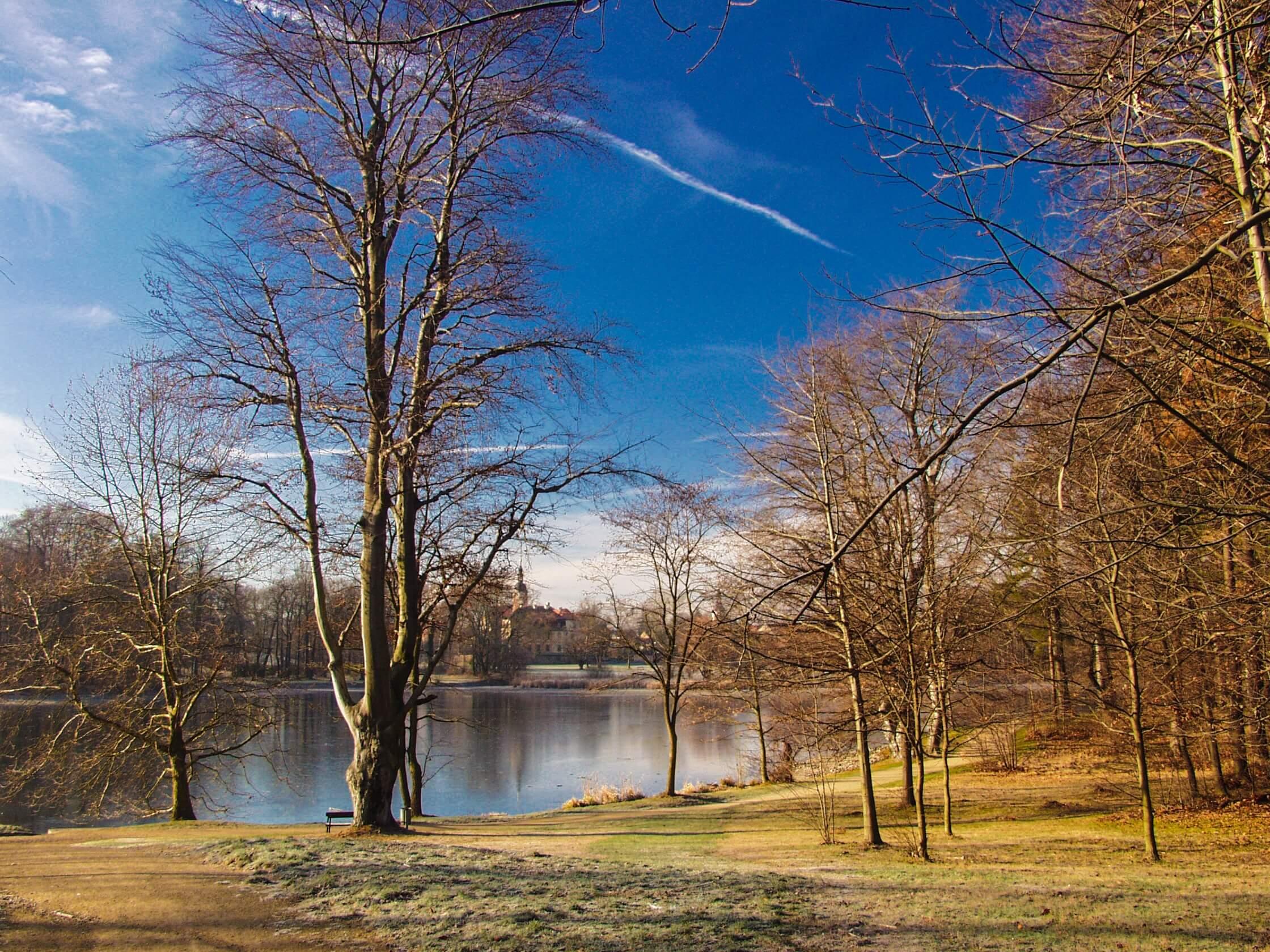 Schloss Machern - immer eine Reise wert (c) reggaelooper / pixabay.de