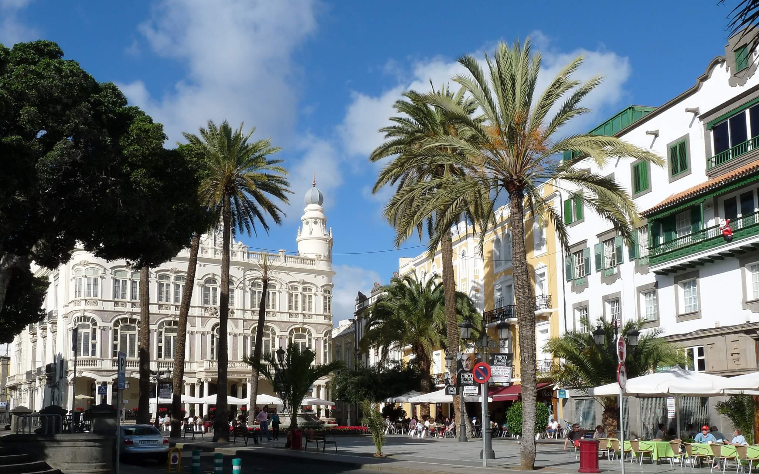 Der Mietwagen auf Gran Canaria macht unabhängig (c) aus_franken / pixabay.de