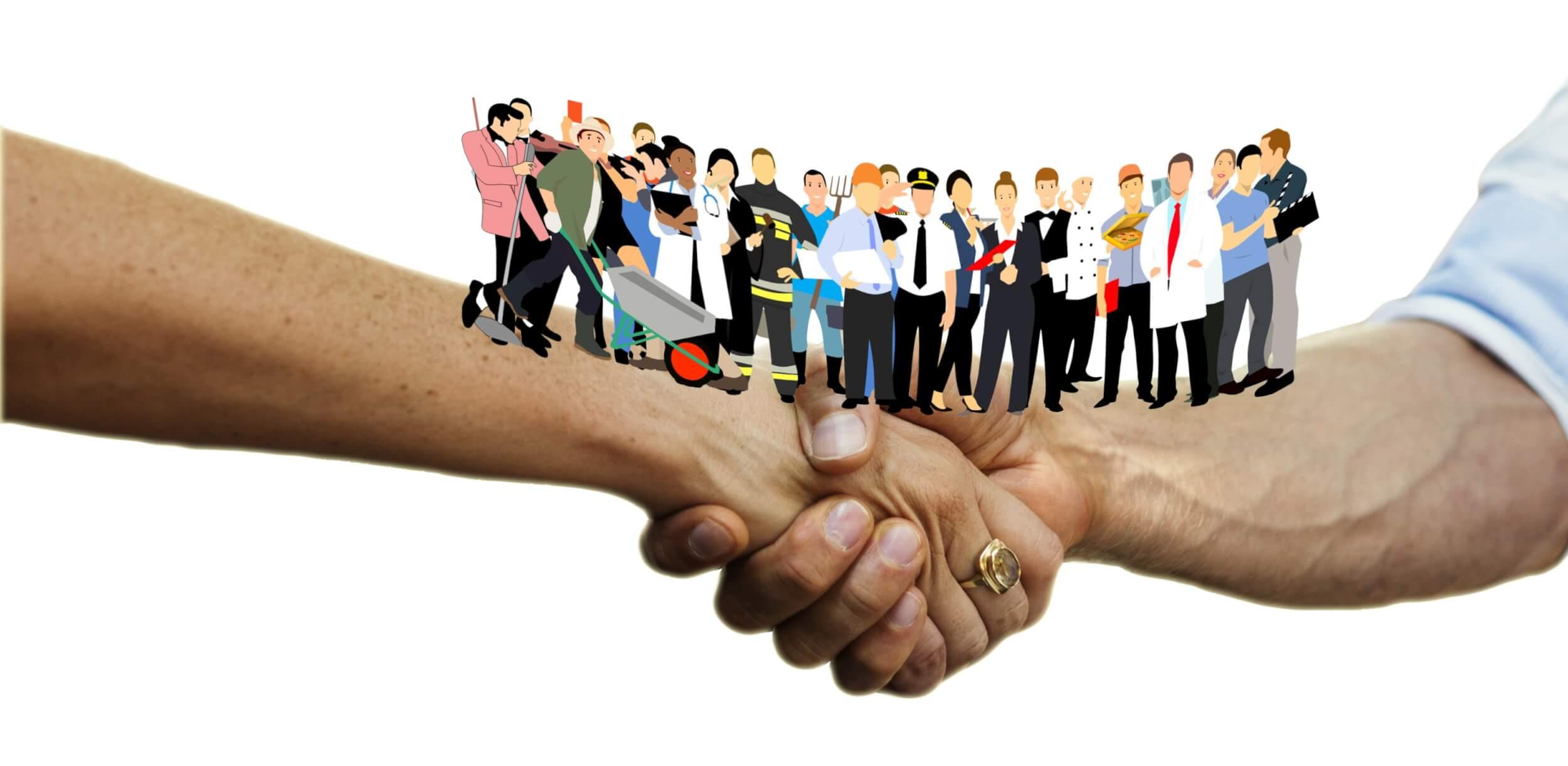Top-Arbeitgeber (c) geralt / pixabay.de