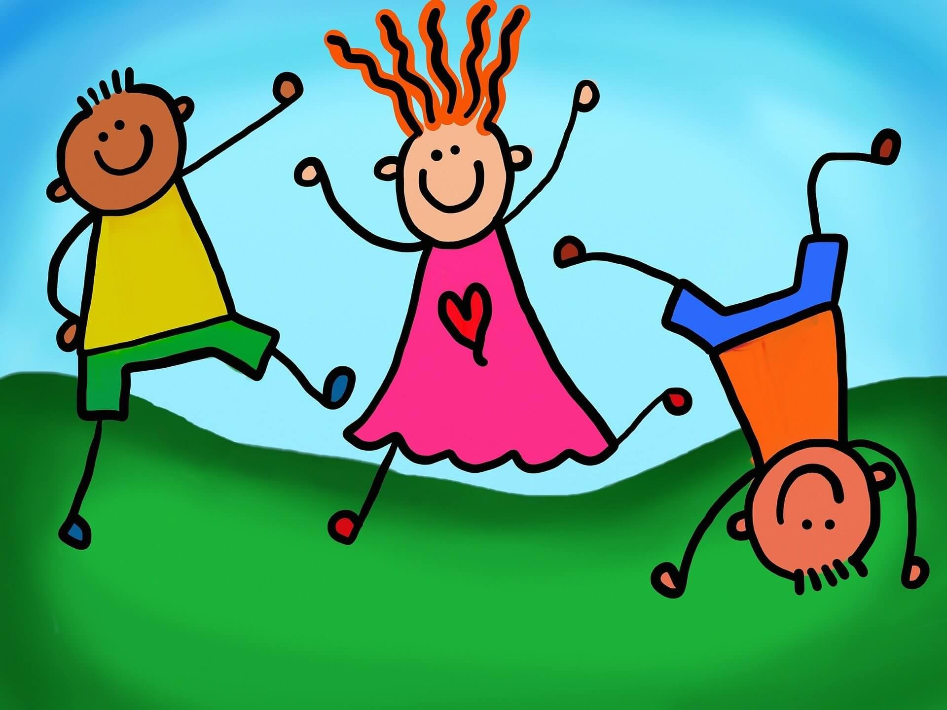 Notbetreuung für Kinder während der Corona-Krise (c) Prawny / pixabay.de